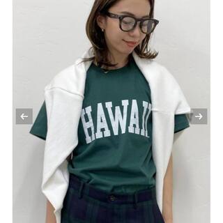 DEUXIEME CLASSE - GOOD ROCK SPEED/グッドロックスピード HAWAII Tシャツ