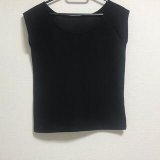 プラステ(PLST)のFABIA フレンチスリーブブラウス S(シャツ/ブラウス(半袖/袖なし))