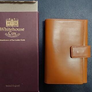 ホワイトハウスコックス(WHITEHOUSE COX)のホワイトハウスコックス ほぼ未使用品(折り財布)