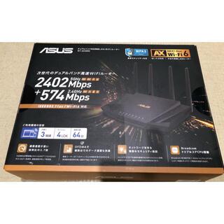 ASUS - ASUS Wi-Fi 無線ルーター RT-AX3000 WiFi6