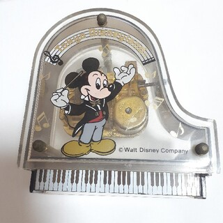 ディズニー(Disney)のミッキー オルゴール(オルゴール)