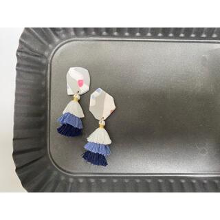 No.150 カケラplastics+tassel
