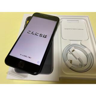 iPhone - 新品未使用 SIMフリー iPhone SE2 64GB ブラック 2nd
