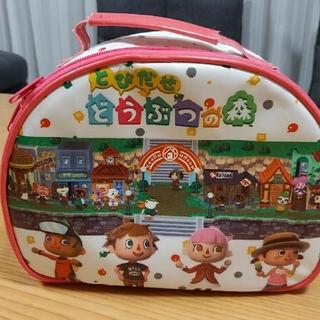 任天堂 - とびだせどうぶつの森   あつ森  バッグ  おもちゃ入れ  Nintendo