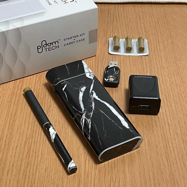 PloomTECH(プルームテック)のプルームテック スターターキット メンズのファッション小物(タバコグッズ)の商品写真