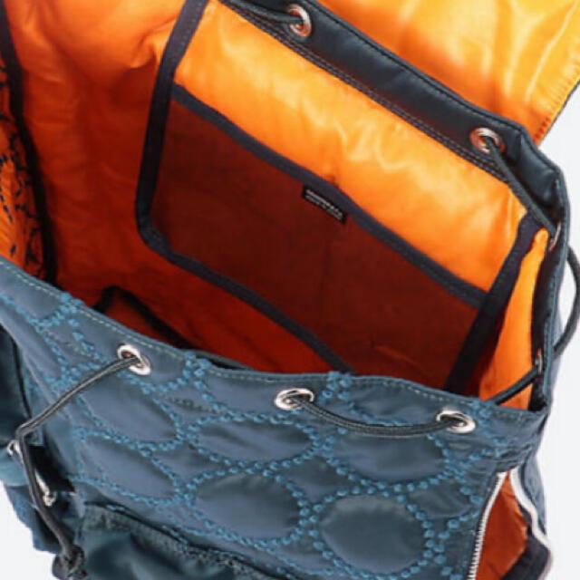 mina perhonen(ミナペルホネン)の【新品、未開封、タグつき】ミナペルホネン ポーター リュックサック レディースのバッグ(リュック/バックパック)の商品写真