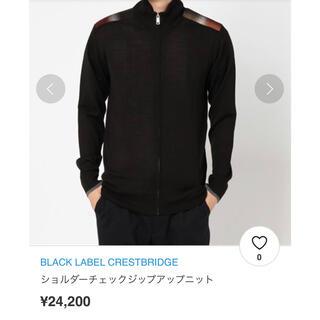BLACK LABEL CRESTBRIDGE - 未使用 定価24000 BLACKLABEL CRESTBRIDGE 黒ブラック