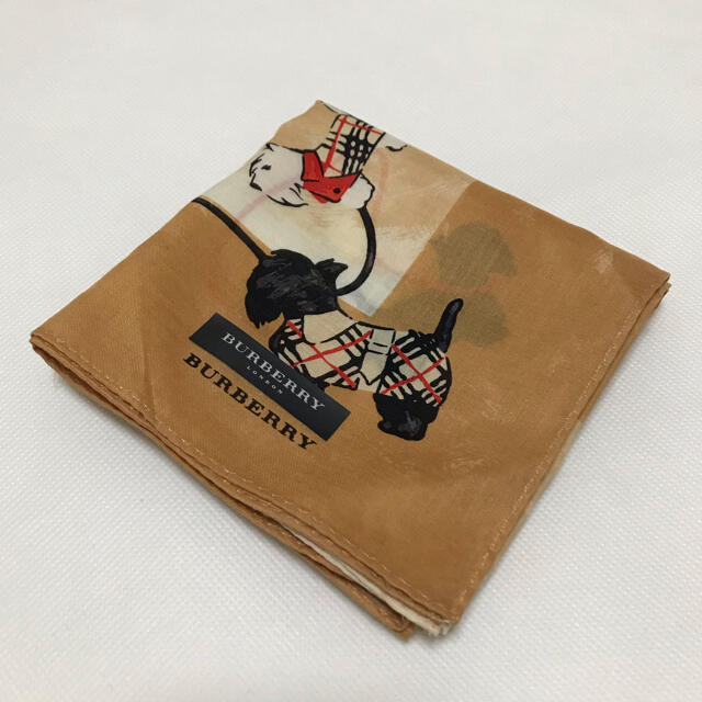 BURBERRY(バーバリー)のBURBERRY☆ハンカチ☆ レディースのファッション小物(ハンカチ)の商品写真