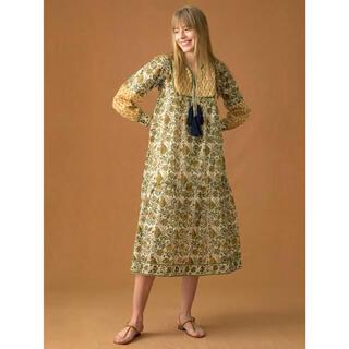 Ron Herman - SZ Blockprints Silk Jodhpur Dress ロンハーマン