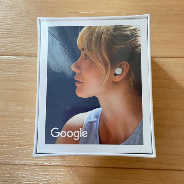 Google(グーグル)のGoogle Pixel Buds 【新品未開封】 スマホ/家電/カメラのオーディオ機器(ヘッドフォン/イヤフォン)の商品写真
