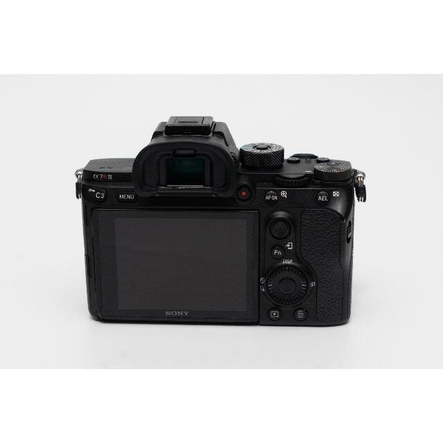 SONY α7RIII ボディ ILCE-7RM3 スマホ/家電/カメラのカメラ(ミラーレス一眼)の商品写真