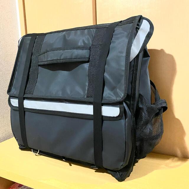 ●美品 ウーバーイーツ バッグ ウバック ダイエット サイクリング 置き配BOX メンズのバッグ(バッグパック/リュック)の商品写真