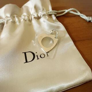 クリスチャンディオール(Christian Dior)のChristianDiorハートのキーリング(キーホルダー)