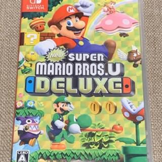 Nintendo Switch - スーパーマリオブラザーズ