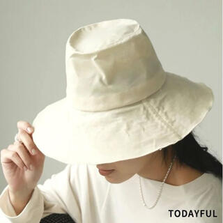 TODAYFUL - TODAYFUL LIFE's Paraffin Bucket Hat