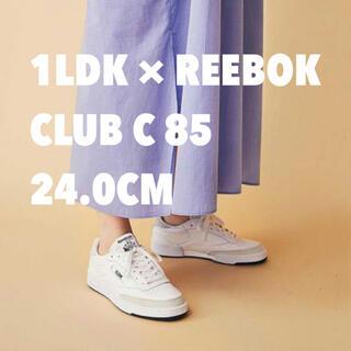 Reebok - 1LDK REEBOK CLUB C 85 24