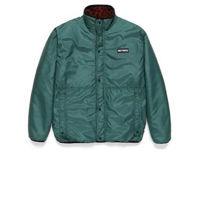 WACKO MARIA(ワコマリア)の大幅値下!WACKOMARIA リバーシブルボアフリースジャケット メンズのジャケット/アウター(ブルゾン)の商品写真