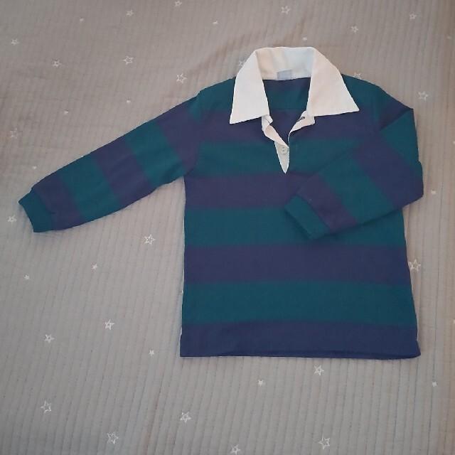 mont bell(モンベル)のmont bell 長袖 100cm キッズ/ベビー/マタニティのキッズ服男の子用(90cm~)(Tシャツ/カットソー)の商品写真