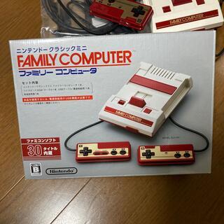 任天堂 - ニンテンドークラシックミニ ファミコン