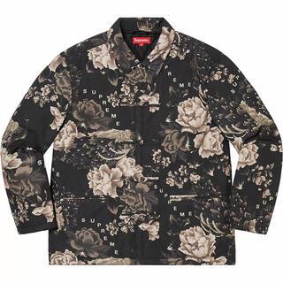 Supreme - 【Mサイズ】Peacock Jacket ピーコック ジャケット 孔雀と芍薬