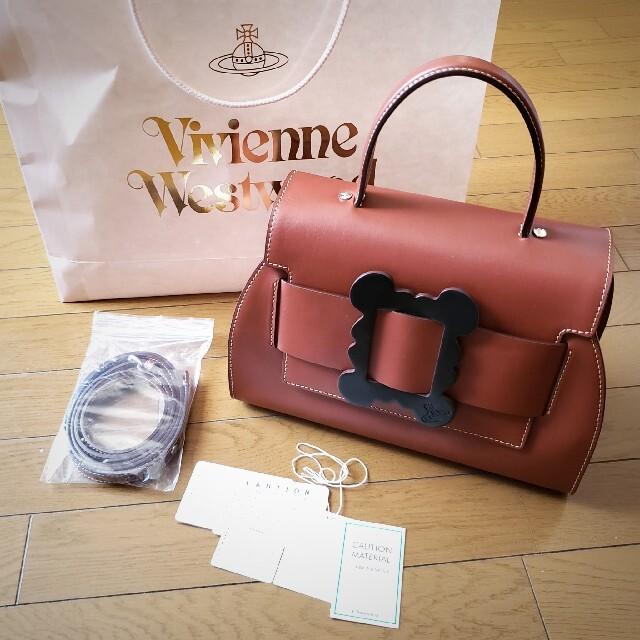 Vivienne Westwood(ヴィヴィアンウエストウッド)の額縁フレームショルダーバッグ レディースのバッグ(ショルダーバッグ)の商品写真