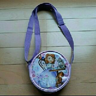 ディズニー(Disney)の小さなプリンセス ソフィア ショルダーバッグ バッグ ポシェット キッズ(ポシェット)