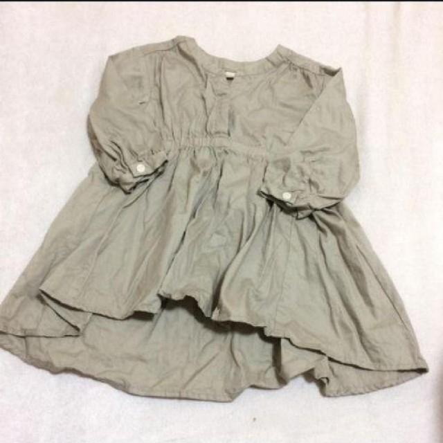 petit main(プティマイン)のプティマイン ブラウス 110 キッズ/ベビー/マタニティのキッズ服女の子用(90cm~)(ブラウス)の商品写真
