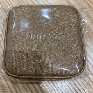 ルナソル(LUNASOL)のLUNASOL ポーチ 非売品 ノベルティ(ノベルティグッズ)