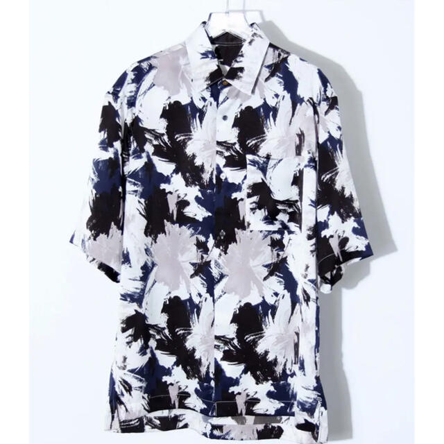 STUDIOUS(ステュディオス)のSTUDIOUS アロハシャツ S メンズのトップス(シャツ)の商品写真