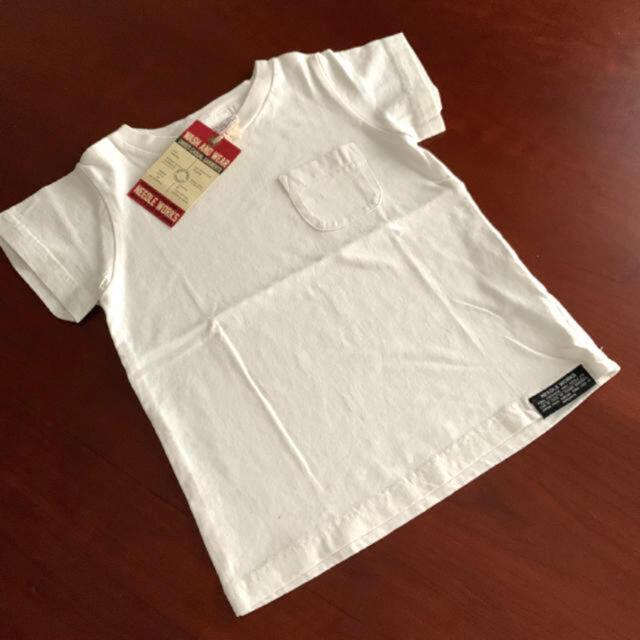 NEEDLE WORK SOON(ニードルワークスーン)の⭐️未使用品 ニードルワークス Tシャツ 110 サイズ キッズ/ベビー/マタニティのキッズ服男の子用(90cm~)(Tシャツ/カットソー)の商品写真