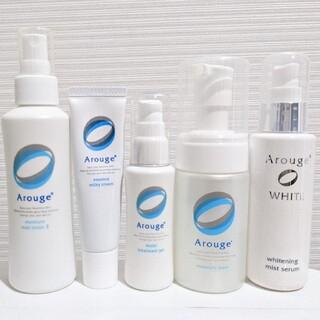 Arouge - ★単品購入可★全薬工業 アルージェ 5点セット
