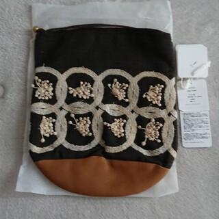 mina perhonen - ミナペルホネンringflower巾着