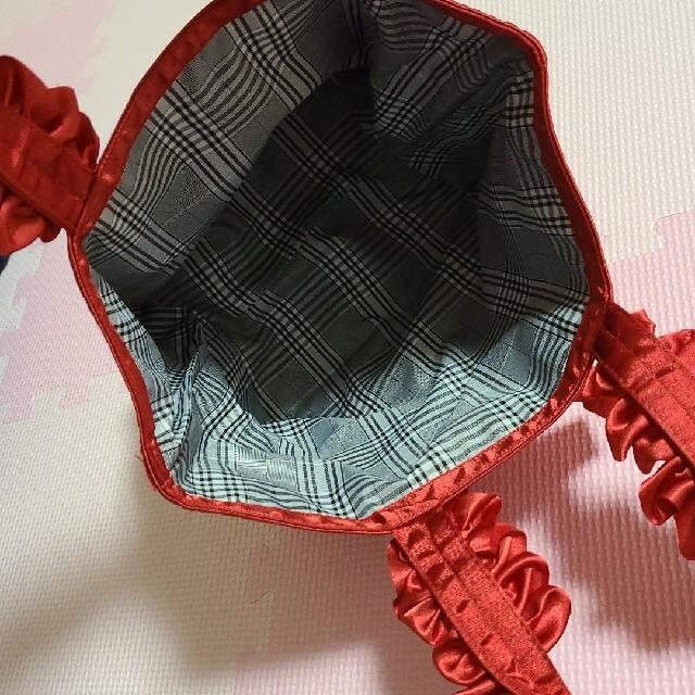 Maison de FLEUR(メゾンドフルール)のメゾンドフルール トートバッグ レディースのバッグ(トートバッグ)の商品写真