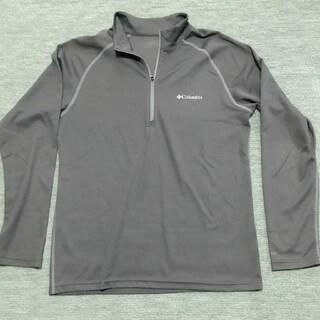 コロンビア(Columbia)の(east946様専用)コロンビア ハーフジップシャツ(シャツ)