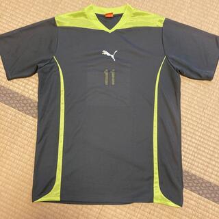 PUMA - サッカーゲームシャツ