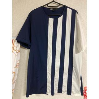 Y-3 - 【レア】Y3 切り替えTシャツ