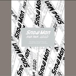 Johnny's - SnowMan DVD 初回盤 銀テープ付き