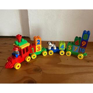 Lego - レゴ LEGO  デュプロ かずあそびトレイン