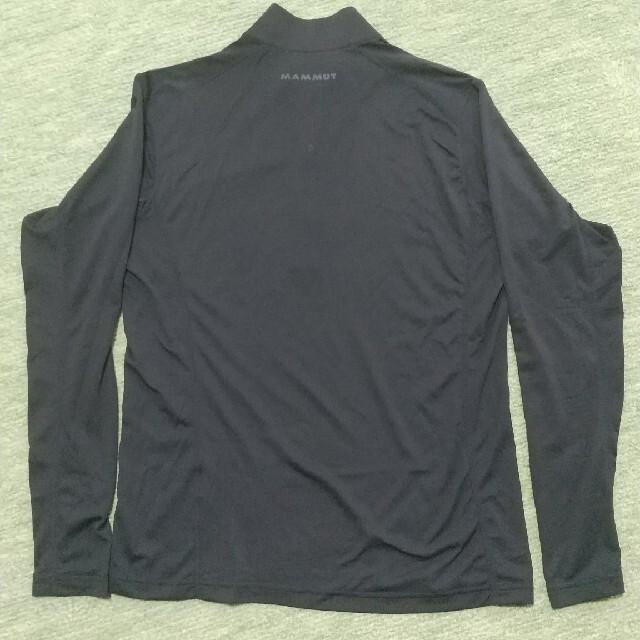 Mammut(マムート)のマムート ハーフジップシャツ メンズのトップス(シャツ)の商品写真