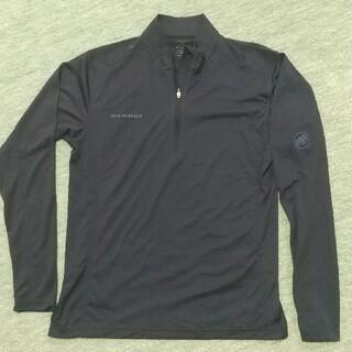 Mammut - マムート ハーフジップシャツ