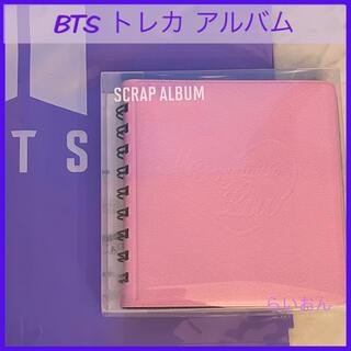 防弾少年団(BTS) - BTS ポップアップ スクラップ アルバム SCRAP ALBUM  新品