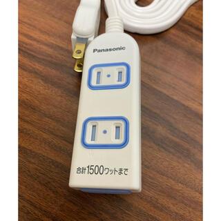Panasonic - 延長コード Panasonic 2m 3個口