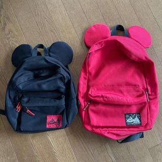 Disney - ディズニーランド リュック  セット