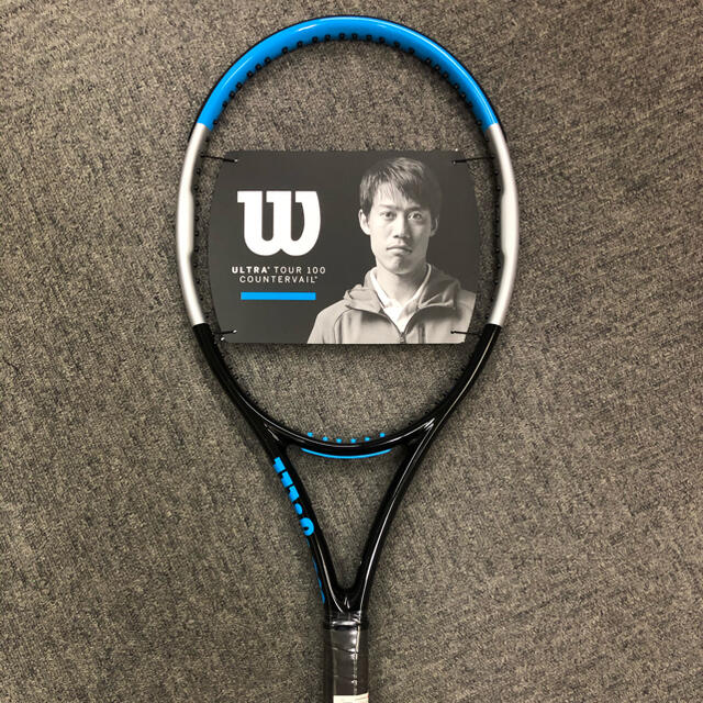 wilson(ウィルソン)の☆新品未使用☆ウルトラツアー100CV スポーツ/アウトドアのテニス(ラケット)の商品写真