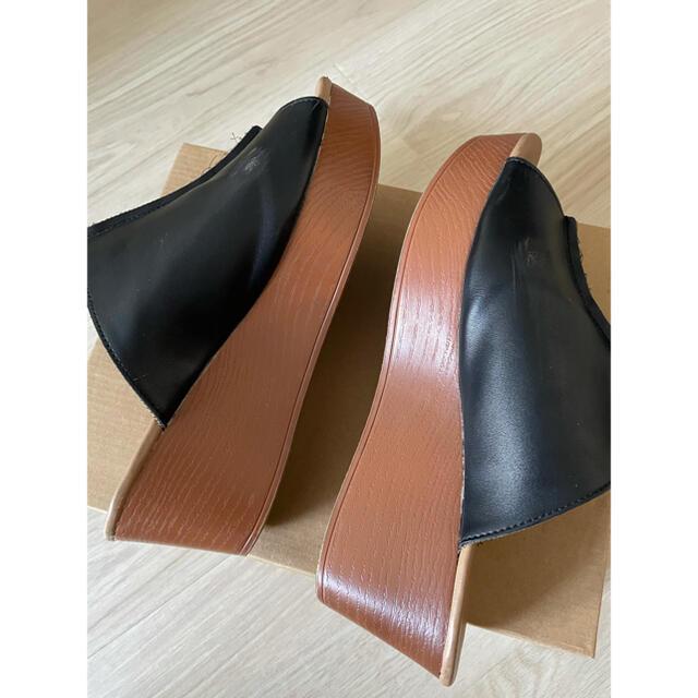 LEPSIM(レプシィム)のお値下げしました!☆厚底だけど歩きやすい レプシィム サンダル Mサイズ☆ レディースの靴/シューズ(サンダル)の商品写真