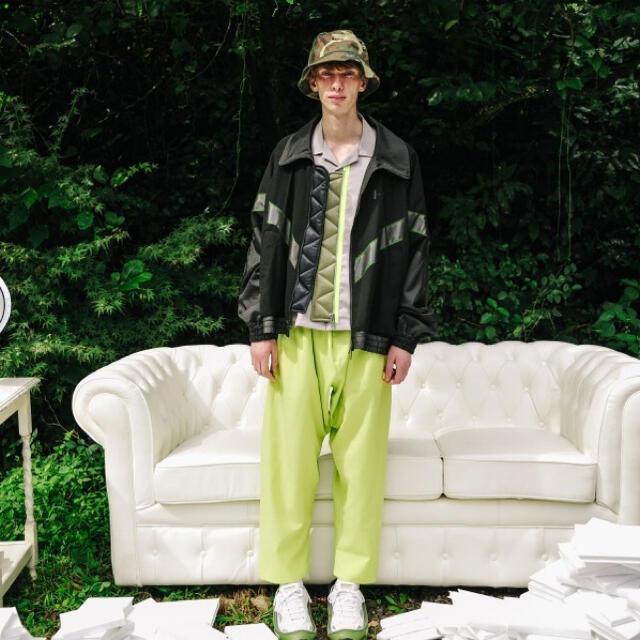 kolor(カラー)のelephant TRIBAL fabrics 19SS/MA-1 Shirt メンズのトップス(シャツ)の商品写真