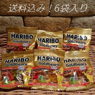 コストコ(コストコ)のコストコ☆ハリボー グミ10g×6袋(菓子/デザート)