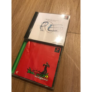 プレイステーション(PlayStation)のPS パラサイトイヴ バストアムーブ2(家庭用ゲームソフト)