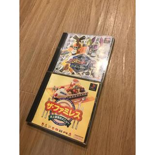 プレイステーション(PlayStation)のPS ファミレス メダロットR(家庭用ゲームソフト)