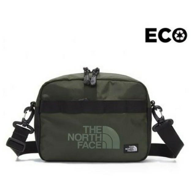 THE NORTH FACE(ザノースフェイス)のTHE NORTH FACE クロスバッグ ショルダーバッグ カーキ 男女兼用 レディースのバッグ(ショルダーバッグ)の商品写真